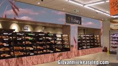Retail Technology, Technology Design, Science And Technology, Digital Retail, Led Video Wall, Digital Marketing Strategy, Marketing Tools, Retail Signs, Retail Experience