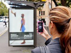 MCA Augmented Reality Gallery | JCDecaux Australia