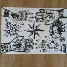 russian tattoo flash - Google Search