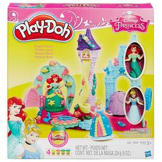Review This!: Reviewing Play-Doh Disney Royal Palace. Excellent review!