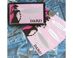 Buy Now! - Cowgirl Dare Bachelorette Party Scratch Off Game