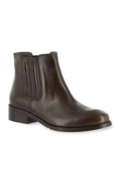 Bella-Vita Dark Brown Liv-Italy Boot