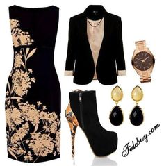 Office attire? (: classy and sophisticated