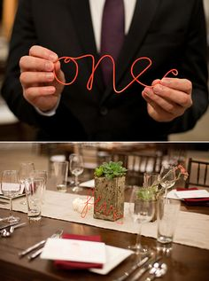 wire table number | 100 Layer Cake