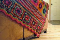 Ravelry: Groovyghan by Tracy St. John