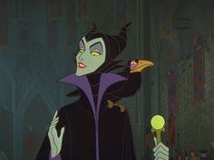 The 12 best Villans style icons. Maleficent is the obvious choice for #1