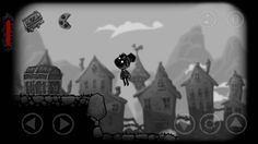 """Ignatius is a atmospheric puzzle-platformer game with an interesting story. The game with its visual form and plot refers to the old silent movies. Graphic design of """"Ignatius"""" is a unique combination of different aesthetics - hand drawing  noir  vintage  art deco and even steam  punk elements . The game is embellished by atmospheric music and an interesting background feature. The game takes us to the surreal black-and-white world where we play as a character named Ignatius.Main character…"""