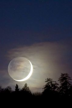 new moon - Just as the moon disappears at the end of each month, but returns and grows to fullness, so Israel may suffer exile and decline, but it always renews itself - until the coming of the Messiah, when the promise of the Exodus and the Revelation at Sinai will be fulfilled, never to be dimmed again.