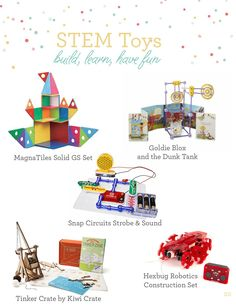 From The Editors Of Momtrends And Ping Mama Magna Tiles Are In