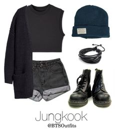"""Getting his attention at a Concert"" by btsoutfits ❤ liked on Polyvore featuring PèPè, Krochet Kids and H&M"
