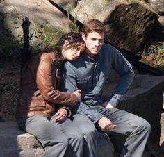 Katniss y Gale