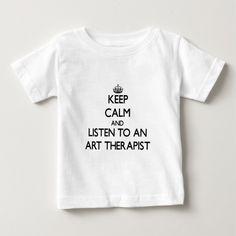 Keep Calm and Listen to an Art arapist T Shirt, Hoodie Sweatshirt