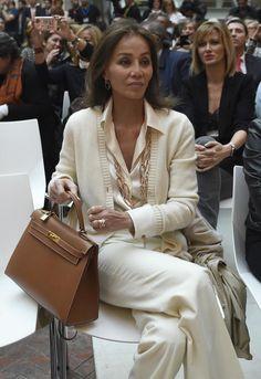 Isabel Preysler durante el acto celebrado en la Real Casa de Correos