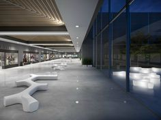 Jetlag Family by Plust Collection - Cédric Ragot Design Studio - Sedute modulari per spazi indoor o outdoor