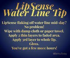 Lipsense water line fix  Thelipchiccafe@gmail.com