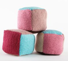Beginner Baby Blocks - someone please have a baby so I can make these. ok thanks.