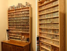 Bead Storage Unit