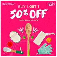 Save on EcoTolls bath products at ULTA right now, plus enter for your chance to win a $1,000 ULTA gift card! #sponsored #RemixYourRegimen