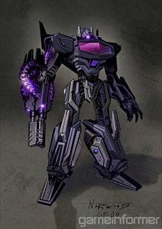 Re-imagined Shockwave