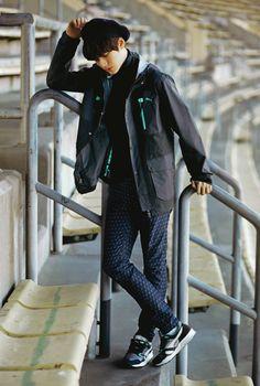 """"""" [HQ] Ahn Jae Hyun for 1st Look Korea Vol.75 1246x1850 """""""