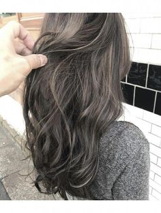 10 Ideas for Balayage on Straight Hair – Stylish Hairstyles Ash Brown Hair Balayage, Light Ash Brown Hair, Balayage Straight Hair, Balayage Hair, Japanese Hair Color, Copper Red Hair, Stylish Hair, Cool Hair Color, Dyed Hair