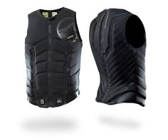 LIQUID FORCE GHOST COMP LIFE VEST The most popular vest in our lineup from this past year is back and better than ever! The GHOST vest is arguably more comfortable than any other in the market and is Tactical Suit, Tactical Armor, Ninja Gear, Futuristic Armour, Cosplay Armor, Tactical Clothing, Armor Concept, Motorcycle Outfit, Body Armor