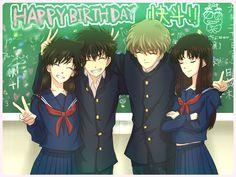 Magic Kaito Cast