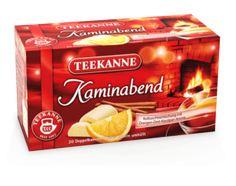 TEEKANNE - Kaminabend - Saisontee