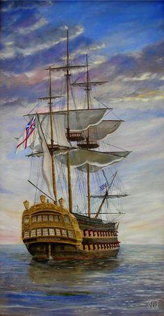 HMS  Vanguard  (Royal Navy  Ship)