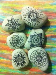 Festett kövek