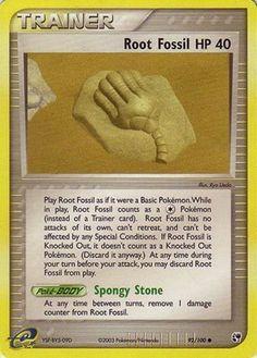 Root Fossil hinnat | Pokemon Card hinnat