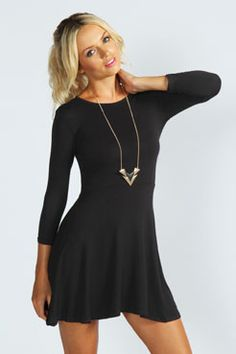 great Fall dress that you can layer <3  Get 5% cash back http://www.studentrate.com/itp/get-itp-student-deals/Wet-Seal-Student-Discounts--/0