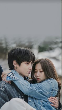 Korean Drama Best, Beauty Crush, Handsome Korean Actors, Korean Couple, Couple Cartoon, Cute Disney Wallpaper, Kdrama Actors, Korean Celebrities, True Beauty
