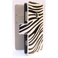 Lumia 520 seepra lompakkosuojakotelo.