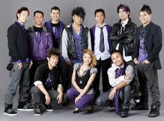 Quest crew. This is the best picture I've ever seen c: