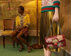 GUCCI RESORT 2016 AD CAMPAIGN FIRST LOOK