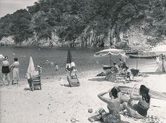 Playa de Aiguablava   por Biblioteca Facultad de Empresa y Gestión Pública