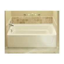 "View the Sterling 71121112 Ensemble AFD, Series 7112, 60"" x 32"" Bath - Left-hand Drain at FaucetDirect.com."