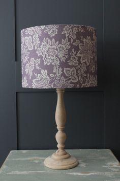 Orissa Palma Violet Lampshade