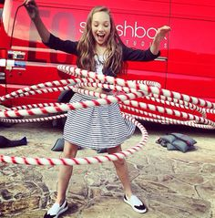 Hai ppl! I'm Maddie Ziegler. I'm 12 years old and I dance at the ALDC. I just recently moved to LA. My bestie aka my bro is Kendall, she is the bomb.I love to sing, dance, and act.I also love to model.My sister Mackenzie also dances at the ALDC.Im also on the show DanceMoms.☺️