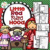 Little Red Riding Hood – Reading and Writing Tasks 96 pages This Little Red Riding Hood – Reading and Writing set provides a small reader (2 options), and lots of supporting tasks to improve literacy