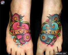 Im not a tattoo getting gal but I do love to look at bright vivid tats like this! So cool, tru art!!! ~Abby Buckridge