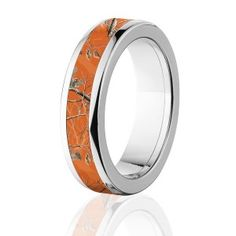 Realtree Timber Pattern Camo Rings, Premium Tree Bark Edges Price : $149.32  Http://www.thejewelrysource.net/Realtree Timber Pattern Rings Premium/u2026
