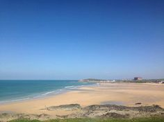 View from the hotel today Fistral Beach Hotel, Cornwall Hotels, Newquay, Summer Is Here, Chill, Coastal, Spa, Lounge, Contemporary