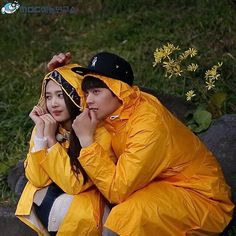 """We Got Married"" BTOB's Yook Sungjae and Red Velvet's Joy Sungjae And Joy, Sungjae Btob, Asian Boys, South Korean Girls, Korean Girl Groups, Wgm Couples, Cute Couples, We Get Married, Red Velvet Joy"