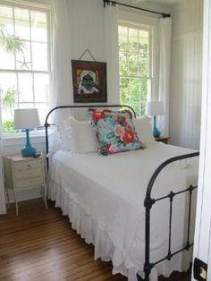 New farmhouse bedroom black bed ideas Home Bedroom, Bedroom Decor, Bedroom Ideas, Bed Ideas, Teen Bedroom, Modern Farmhouse Bedroom, Bedroom Country, Modern Bedroom Design, Bedroom Designs