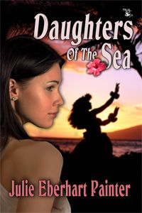 Available from Amazon today, Daughters of the Sea, a Paranormal Romance by Julie Eberhart Painter
