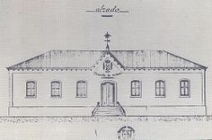 Escuela de Niñas or School for Girls, was located in the capital city of Hagåtña. The original building fell into disrepair, and a new build...