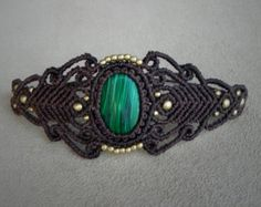 Macramé Delicate Tribal Bracelet for gypsy hearts and bohemian