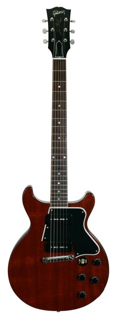 Pre-Owned Gibson Custom Shop 60 Les Paul Special Double Cutaway Cherry | Rainbow Guitars
